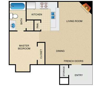 1 Bed - Avistar at the Parkway at 9511 Perrin Beitel Road in San Antonio TX is a Apartment