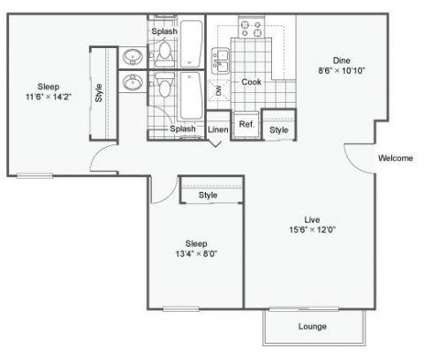 2 Beds - The Oslo at 11501 North Washington St in Northglenn CO is a Apartment
