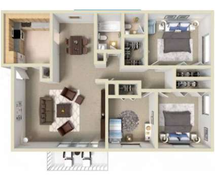 3 Beds - Plumtree Apartments at 229 Parkwood Drive in Lansing MI is a Apartment