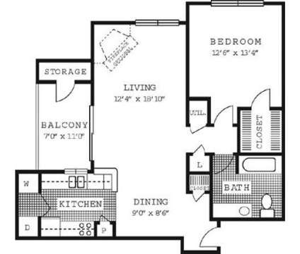 1 Bed - Lincoln Ridge at 4 S Lincoln Ridge Drive in Madison WI is a Apartment