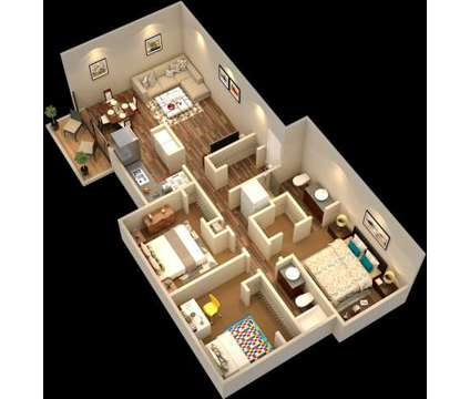 3 Beds - Madison Place at 2690 Drew St in Clearwater FL is a Apartment