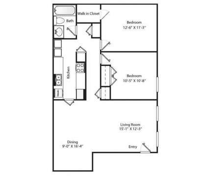 2 Beds - Derby Estates at 5319 Rangeland Road in Louisville KY is a Apartment