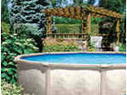 Above Ground Pools Complete All Sizes Round Only