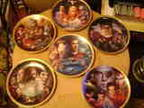 Hamilton Collection Star Trek Movies Collectors Plates