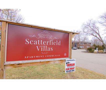 2 Beds - Scatterfield Villas at 1916-a E 50th St in Anderson IN is a Apartment
