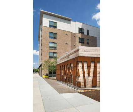 1 Bed - Millikan on Mass at 551 Massachusetts Avenue in Indianapolis IN is a Apartment