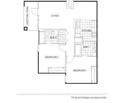 2 Beds - Northgate Apartments at 3135 Highland Rd in Baton Rouge LA is a Apartment