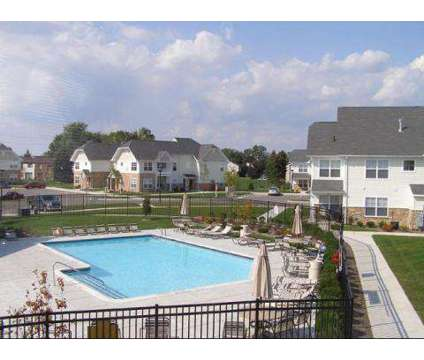 1 Bed - Preston Pointe at Brownstown at 27615 Burnham Road in Brownstown Township MI is a Apartment
