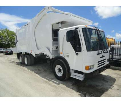 2006 Sterling Condor Kenn 41 YD Front Loader Garbage Truck is a 2006 Thunder Mountain Sterling Refuse Truck in Miami FL
