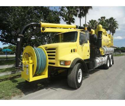1999 Sterling Vactor 2110 VACUUM/JETTER COMBO is a 1999 Thunder Mountain Sterling Other Commercial Truck in Miami FL