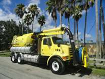 1999 Sterling Vactor 2110 VACUUM/JETTER COMBO