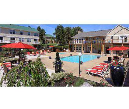 3 Beds - The Bronco Club Apartments - Student Housing at 3201 Michigamme Woods Dr in Kalamazoo MI is a Apartment