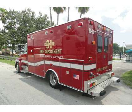 2007 Sterling Acterra Medic Master Fire Rescue Ambulance is a 2007 Thunder Mountain Sterling Other Commercial Truck in Miami FL