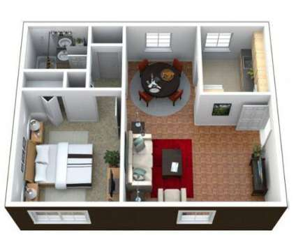 1 Bed - Queenstown at 3301 Chillum Road in Hyattsville MD is a Apartment
