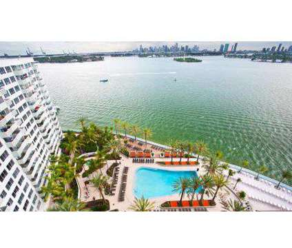 2 Beds - Flamingo South Beach North and South Towers at 1500 Bay Road in Miami Beach FL is a Apartment