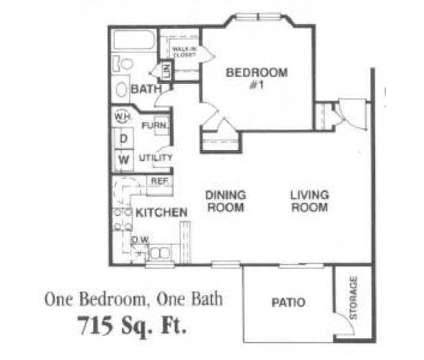 1 Bed - Farhill Lake at 4927 Encore Drive in Indianapolis IN is a Apartment