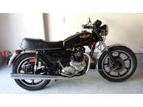 1982 Triumph Bonneville Royal Ltd. Edition