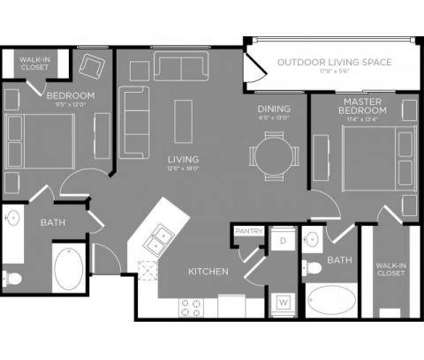 2 Beds - Estates 3 Eighty at 27040 E Us 380 in Aubrey TX is a Apartment