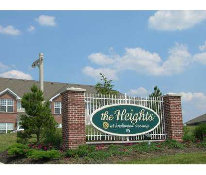 3 Beds - The Heights At Knollwood Crossing at 3298 Reflection Point in Hamilton OH is a Apartment