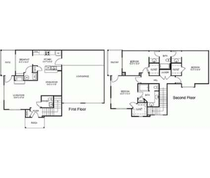 3 Beds - Mountain Park Estates at 1925 Old 41 Highway Nw in Kennesaw GA is a Apartment