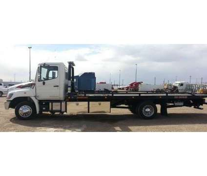 2014 Hino 258 ALP 22' Steel Jerr-Dan Flatbed #224 is a 2011 Tow Truck in Texas City TX