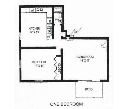 1 Bed - Burnwood Apartments at 10 Woodland Ct in Lombard IL is a Apartment