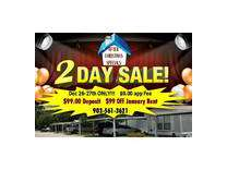 Image of $875 / Three BR - 1152ft² - After Christmas Sale!! $99 Moves You In!! in Myrtlewood, AL