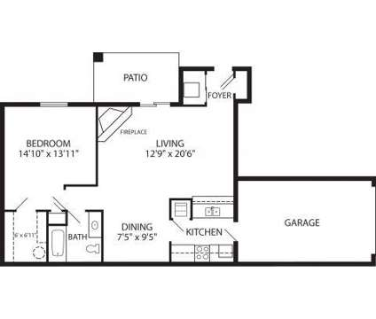 1 Bed - The Sanctuary at 2200 S Clubhouse Drive in New Berlin WI is a Apartment