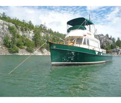36 Grand banks- 1972....Trade for center console is a 9 foot 1972 Yacht in Gibraltar MI