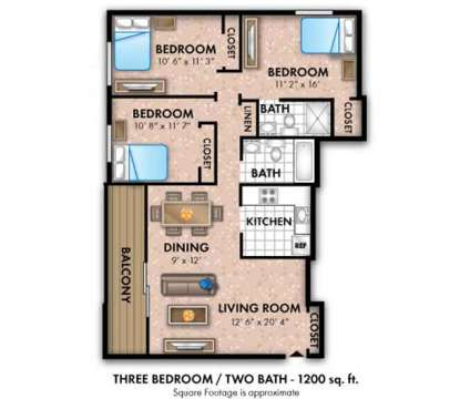 3 Beds - Willowbrook Apartment Homes at 6310 Greenspring Ave in Pikesville MD is a Apartment