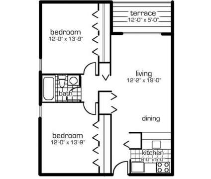 2 Beds - Westland 49 Apartments at 1333 W 49 Place in Hialeah FL is a Apartment
