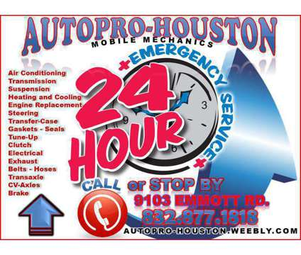 Automotive Repair Services is a Auto Repair service in Houston TX