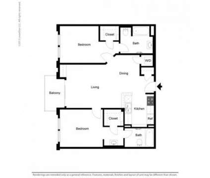 2 Beds - Boulevard on Wilshire at 5353 Wilshire Boulevard in Los Angeles CA is a Apartment
