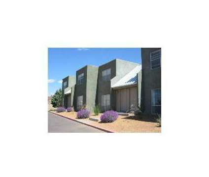 1 Bed - City View Townhouse Apartments at 5350 Justin Drive Nw in Albuquerque NM is a Apartment