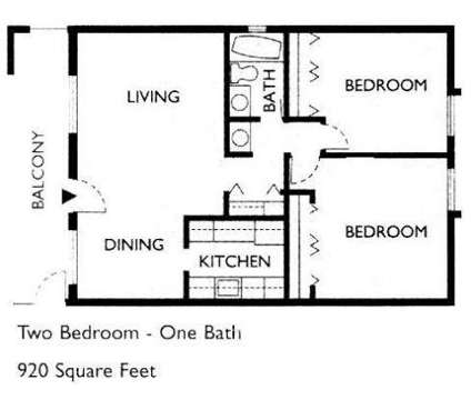 2 Beds - Sunset Pointe at 6500 Montgomery Boulevard Ne in Albuquerque NM is a Apartment
