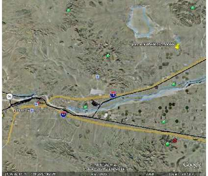40 acres FOR SALE IN NEWBERRY SPRINGS CA in Pahrump NV is a Land