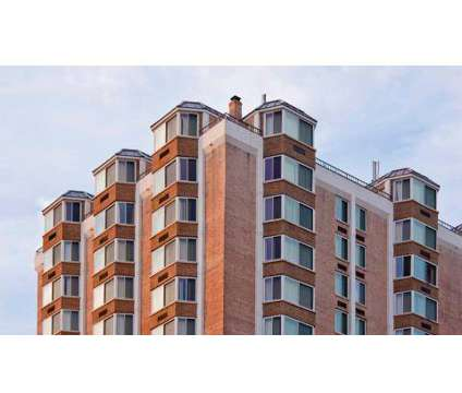Studio - Key Towers Apartments at 6060 Tower Court in Alexandria VA is a Apartment