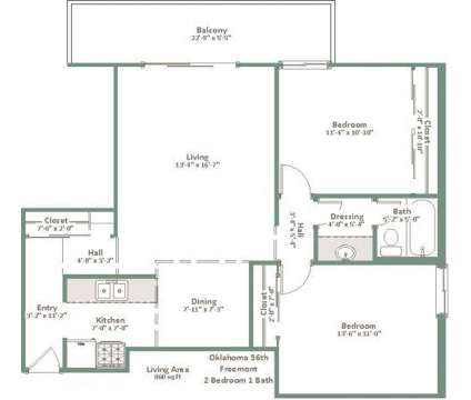 2 Beds - Oklahoma Manor at 5634 W Oklahoma Avenue in Milwaukee WI is a Apartment