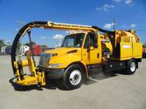2002 International 4300 VacCon VACUUM/JETTER COMBO