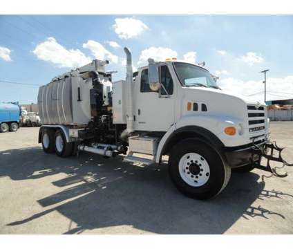 2006 Sterling L7500 AQUATECH B-10 VACUUM/JETTER COMBO is a 2006 Thunder Mountain Sterling Other Commercial Truck in Miami FL
