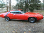 1971 Red Plymouth Satellite