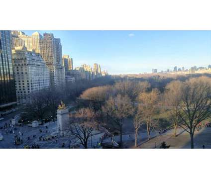 Central Park South in New York NY is a Apartment