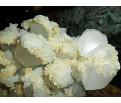 Exceptionally Gorgeous and Beautiful White Quartz Crystal Points and BariteCryst is a White Collectibles for Sale in New York NY