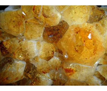 Extravagant, Gorgeous and Beautiful Huge Citrine Geode Cluster Super Extra Gemst is a Brown, Orange Collectibles for Sale in New York NY