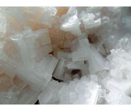 Exceptional and Beautiful Huge Pink Halite with Excellent Quality Crystals is a Pink Collectibles for Sale in New York NY