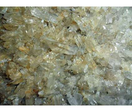 xceptional Massive Natural Quartz Crystal Cluster from Arkansas is a White Collectibles for Sale in New York NY