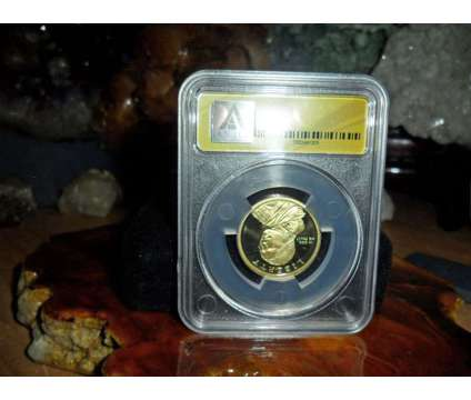 Exceptional 2011-S Sacagawea Dollar Native American Dollar ANACS PR 70 DCAM-Ina is a Black Coins for Sale in New York NY