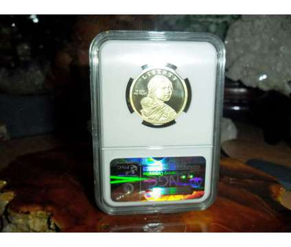 2011-S Sacagawea Dollar Native American Dollar NGC PR 70 Ultra Cameo Early Relea is a Coins for Sale in New York NY
