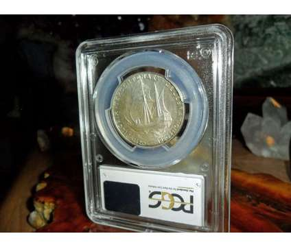 Very Rare 1920-P Pilgrim Commemorative Silver Half Dollar PCGS MS 64 Reverse Die is a Coins for Sale in New York NY