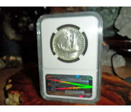 Exceptional Coin 1920-P Pilgrim Commemorative Silver Half Dollar. NGC MS 64 M/ER is a Coins for Sale in New York NY